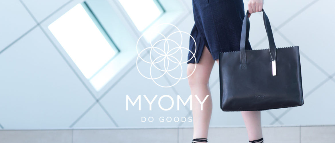 Creating impact with sustainable fashion at MYOMY